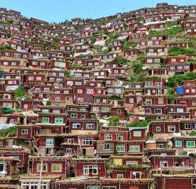 houses in tibet