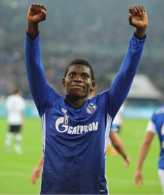 Embolo Schalke