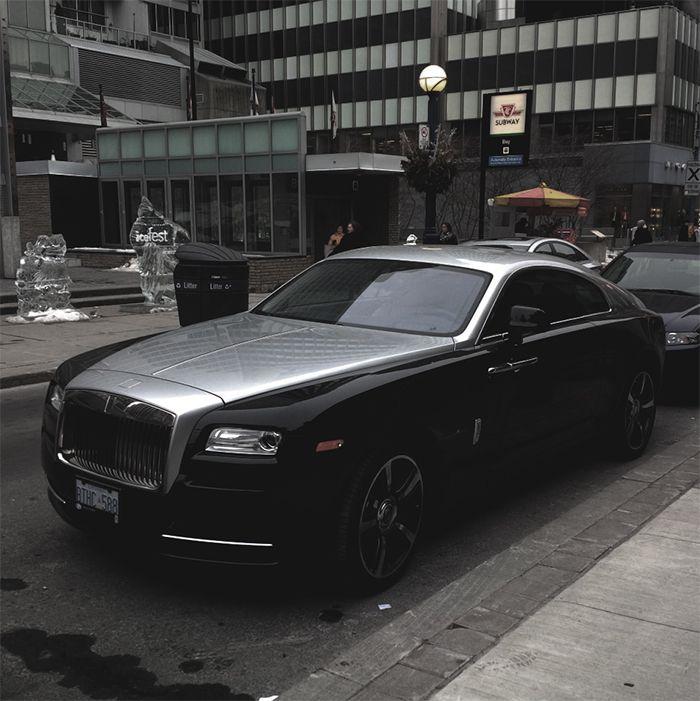 Roles Royce Wraith