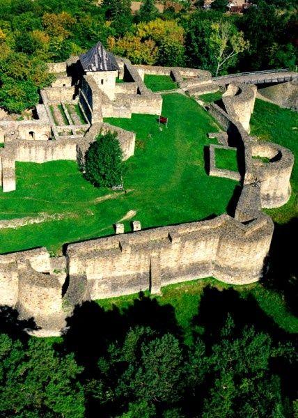 Suceava medieval citadel, #Romania