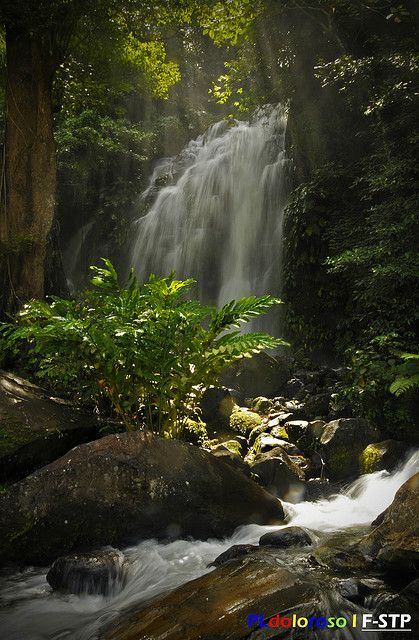 Negros Occidental Guintubdan Falls La Carlota City