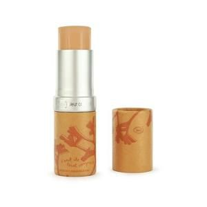 Krémový kompaktní make-up 14 BIO Golden Beige Couleur Caramel
