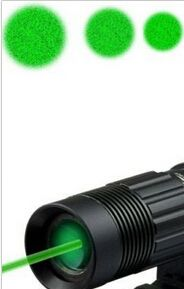 HOT SALE! New Party Adjustable Green Laser Sight Designator Illuminator Flashlight night vision laser lighting #Affiliate
