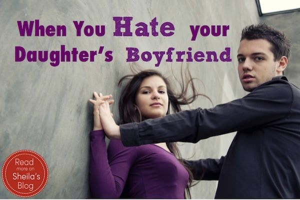 My son hates me dating