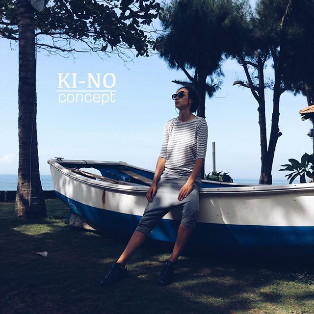 Keeping it casual in KI-NO concept outfit.  Enjoy your life every day!  Worldwide shipping - www.kinoconcept.com  Russia only - www.kinoconcept.ru #kinoconcept