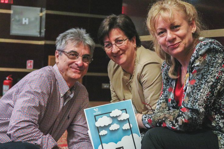 Delia Andreis, Sorina Andron & Gigi Andries #TeamEvolutiv #BusinessSimulations