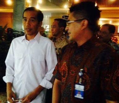 Kepala Biro Penerangan Masyarakat Divisi Humas Polri, Brigadir Jenderal Pol Boy Rafli Amar membenarkan, adanya penangkapan terhadap insial MA, pelaku yang diduga melakukan penghinaan terhadap Presiden Jokowi.