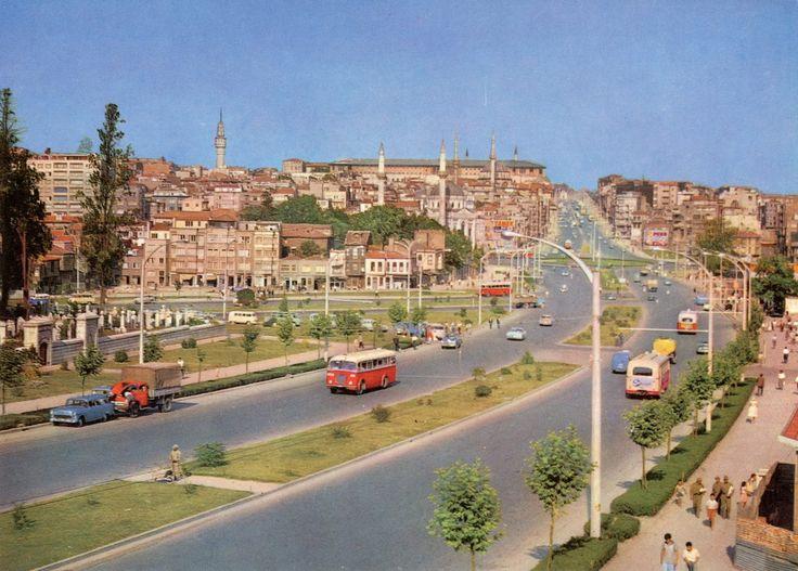 Aksaray (1960'lı yıllar?)