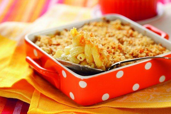 Makaróny zapečené so syrom | Recepty | zena.sme.sk