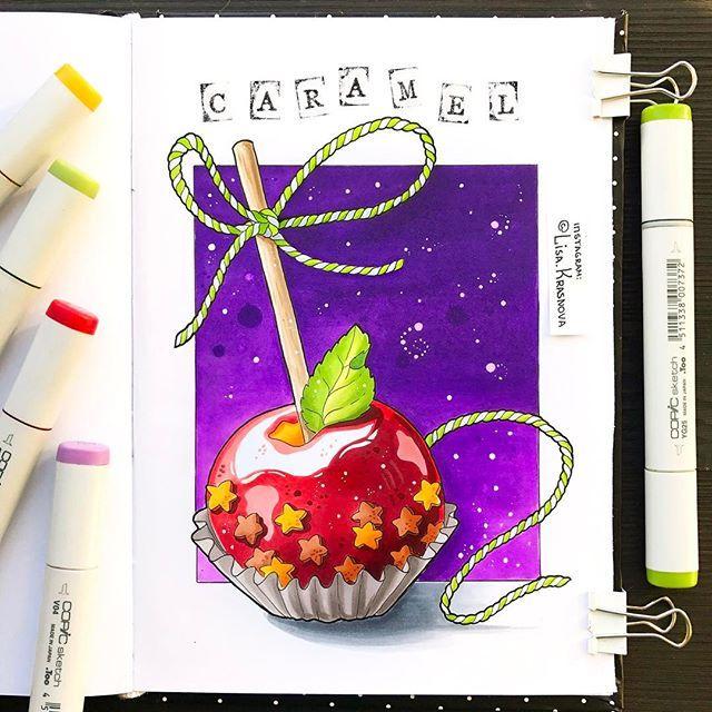 I LOVE caramel! It's good with any dessert: coffee, ice cream and apples too :) Обожаю карамель. Она улучшит любой десерт - кофе, мороженное и даже яблоки :) А какие сладости любите вы?