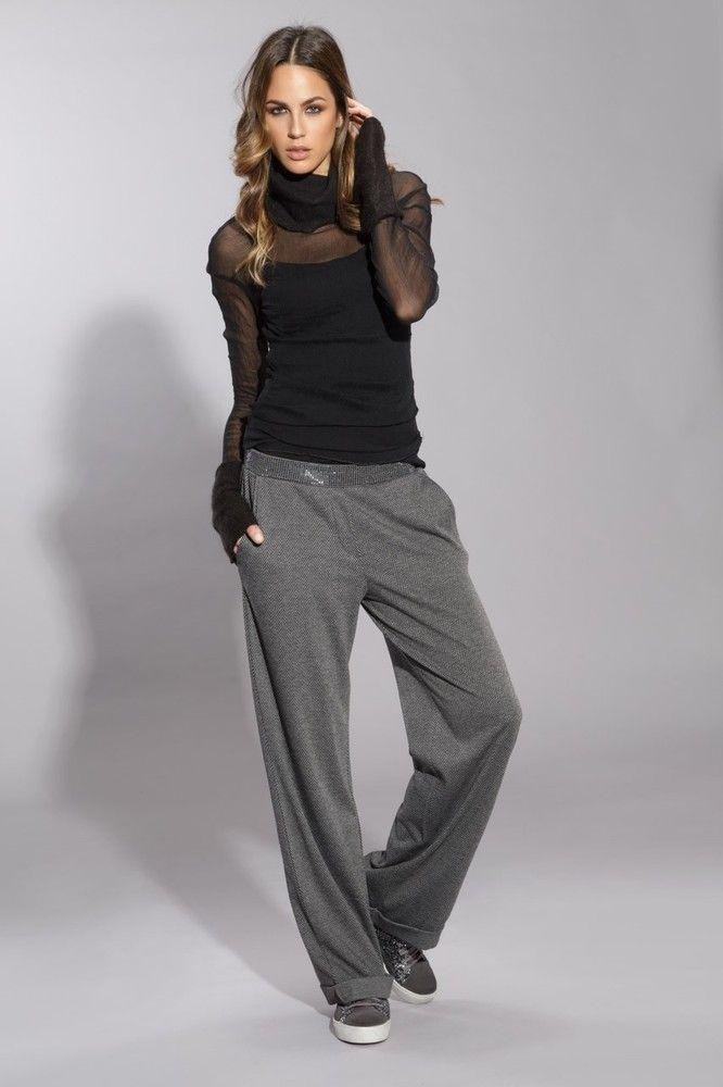 Pantalone ampio Deha TAGLIE: XS S M (scrivi la taglia nelle note più avanti)