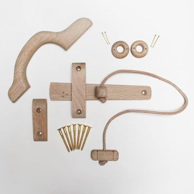 26 best Wooden door knobs latches images on Pinterest Wooden