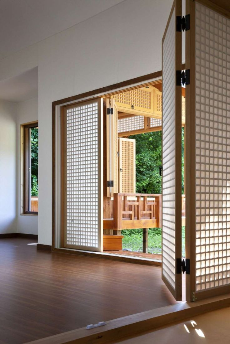 247 best korean traditional house design images on pinterest
