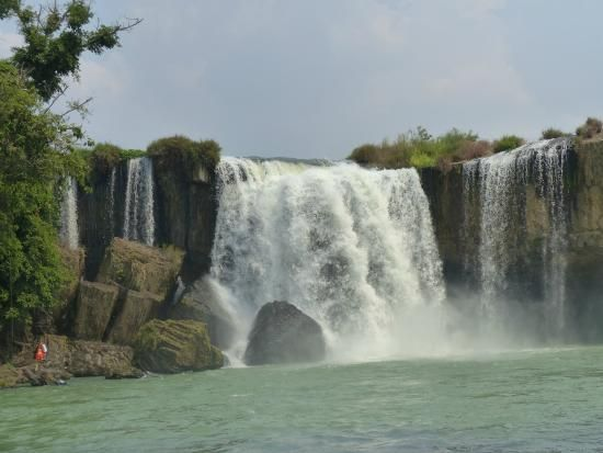 Waterfalls in Massachusetts | Waterfall from far - Picture of Buon Ma Thuot, Dak Lak Province ...
