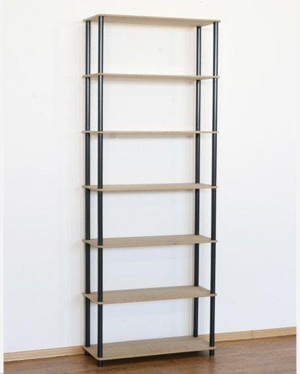 Regał biurowy Dedal-7N 210x80x33 stojak półka HIT (3472092244) - Allegro.pl - Więcej niż aukcje.