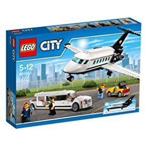 Amazon.com: LEGO City Airport VIP Service 60102 Building Toy: Toys & Games | @giftryapp