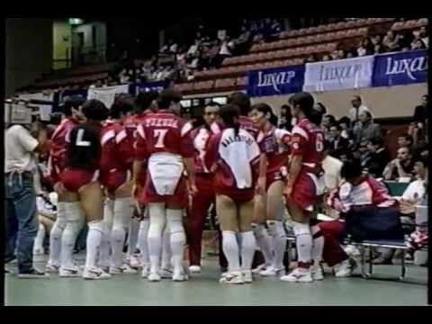 Volleyball - Russia vs Japan 1996 World Grand Prix Sendai Part2/6