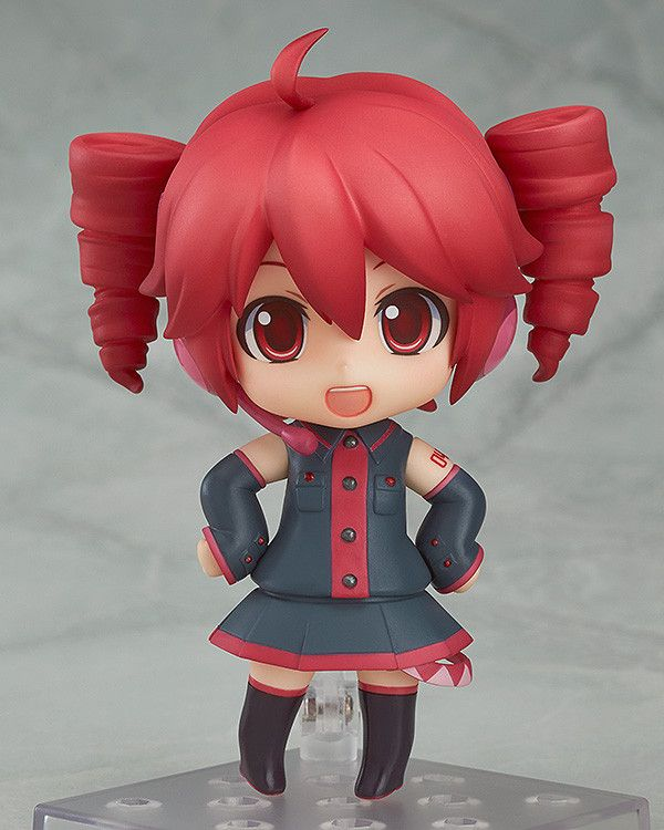 Nendoroid Kasane Teto this belongs on my shelf with my doll collection