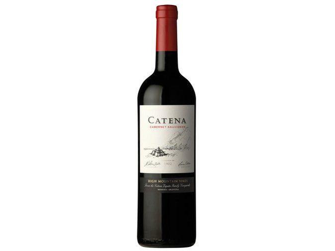 2015 Catena Zapata 'Catena' Cabernet Sauvignon, Mendoza, Argentina ($19)