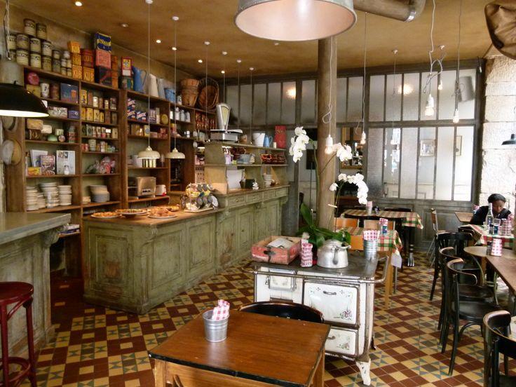 Restaurant l'épicerie - Place du Bouffay - Nantes - Photo by Via Herbreteau
