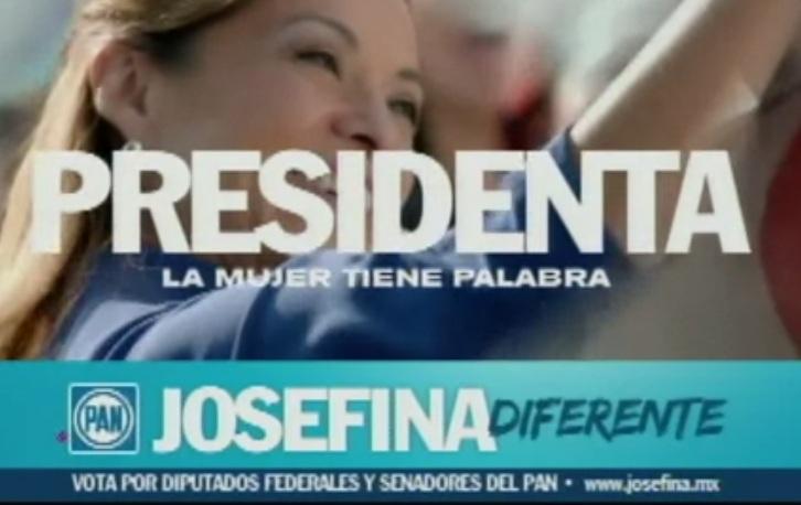 Josefina Vázquez Mota, Mexico (presidential run in 2012)