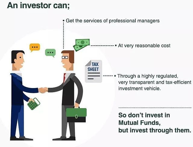 Why Should One Invest In Mutual Funds The Concern For Most