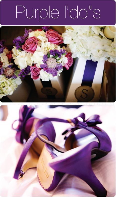 115 best purple and cream wedding ideas images on for Cream and purple wedding dresses
