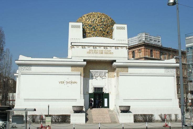 Palais de la Sécession Viennoise - Josef Maria Olbrich.
