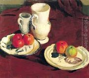Still Life with Apples  by Roderic O'Conor