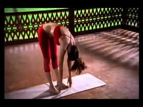 Shilpa Shetty 15 Minute Quick Fix Shilpa s Yoga - YouTube