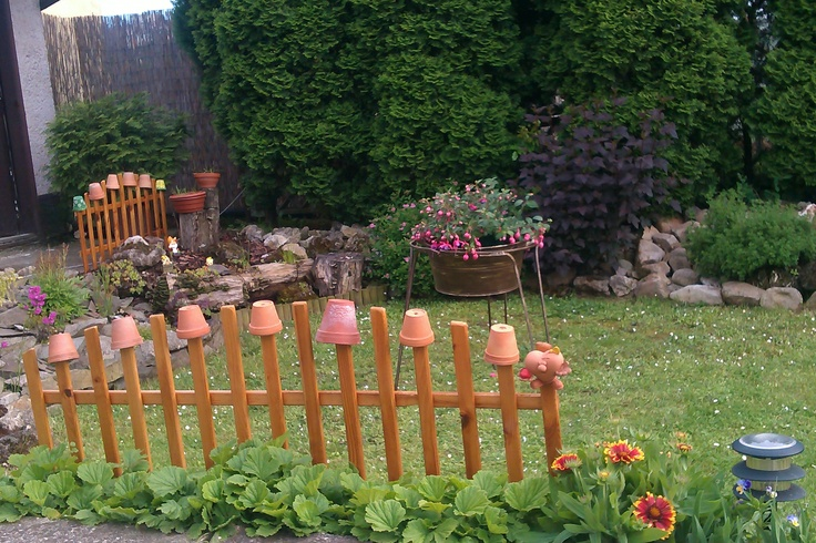 small fence :-)