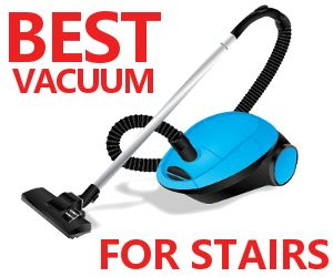 The best solution for cleaning stairs