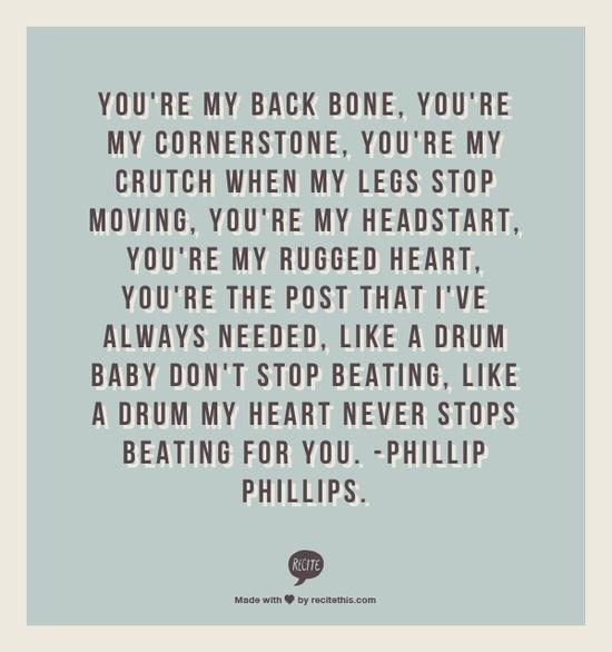 Phillip phillips gone gone gone love of lyrics - My love gone images ...