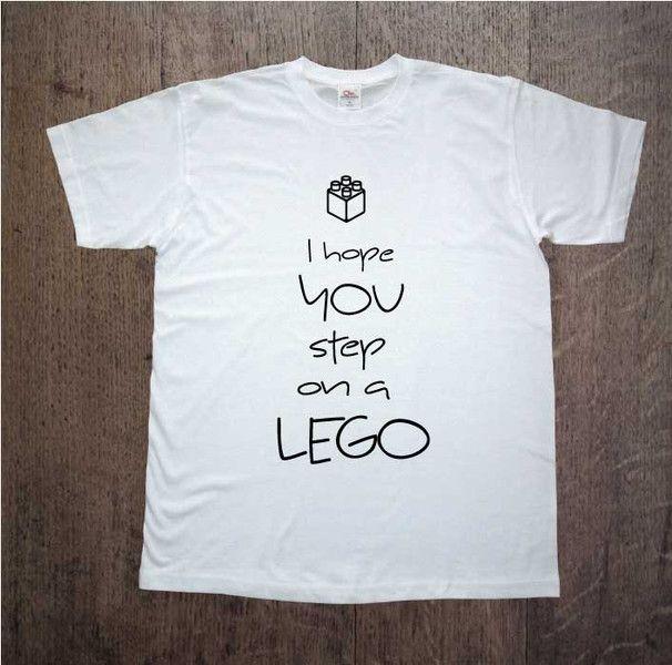 Lego,+Męska+koszulka+z+nadrukiem,+w+DDshirt+na+DaWanda.com
