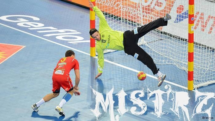 Master of... GoalKeeping :)
