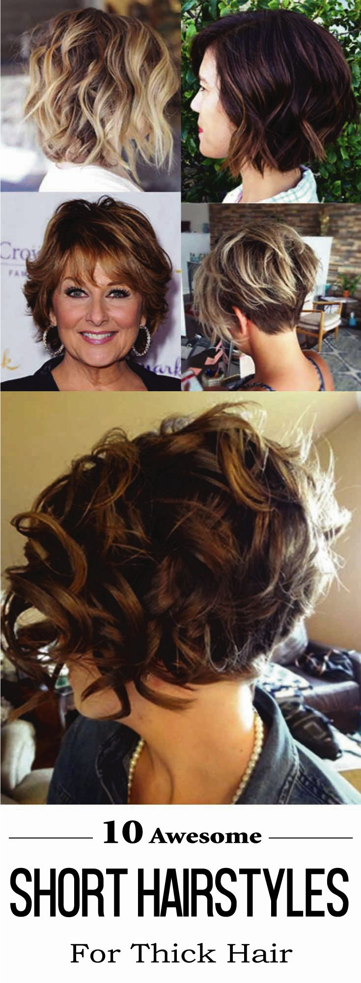 Short hairstyles are the best choice for the working women for its low maintenance feature. When you have short hairstyle and looking for something attractive and appealing have a look to these 10 Awesome Short Hairstyles For Thick Hair, the Best Short Thick Hair Styles. You can find out more by clicking here! #hairstraightenerbeauty  #shorthairstylesforthickhair  #shorthairstylesforthickhairwavy  #shorthairstylesforthickhaircurly  #shorthairstylesforthickhairpixie