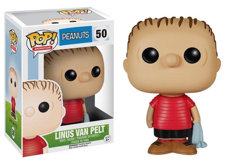 Pop! TV: Peanuts - Linus van Pelt | Funko
