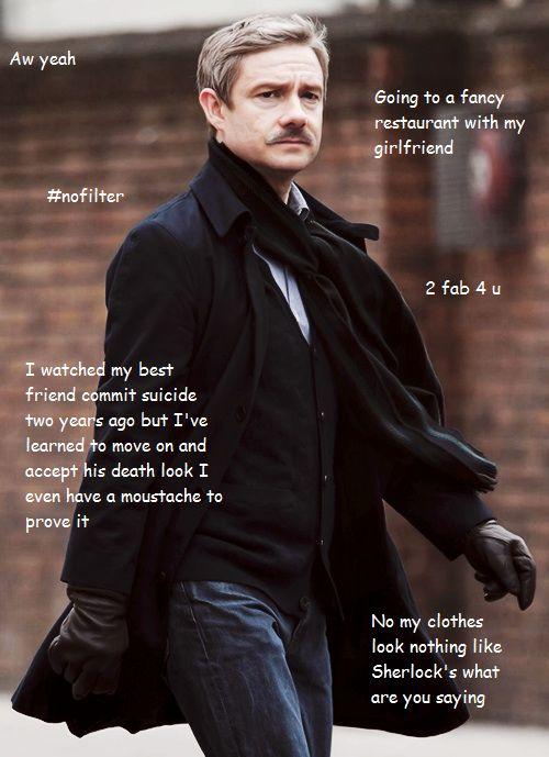 John? No, Watson! ... http://pinterest.com/aggiedem/sherlock-addict/ http://pinterest.com/aggiedem/sherbatched-or-cumberlocked/