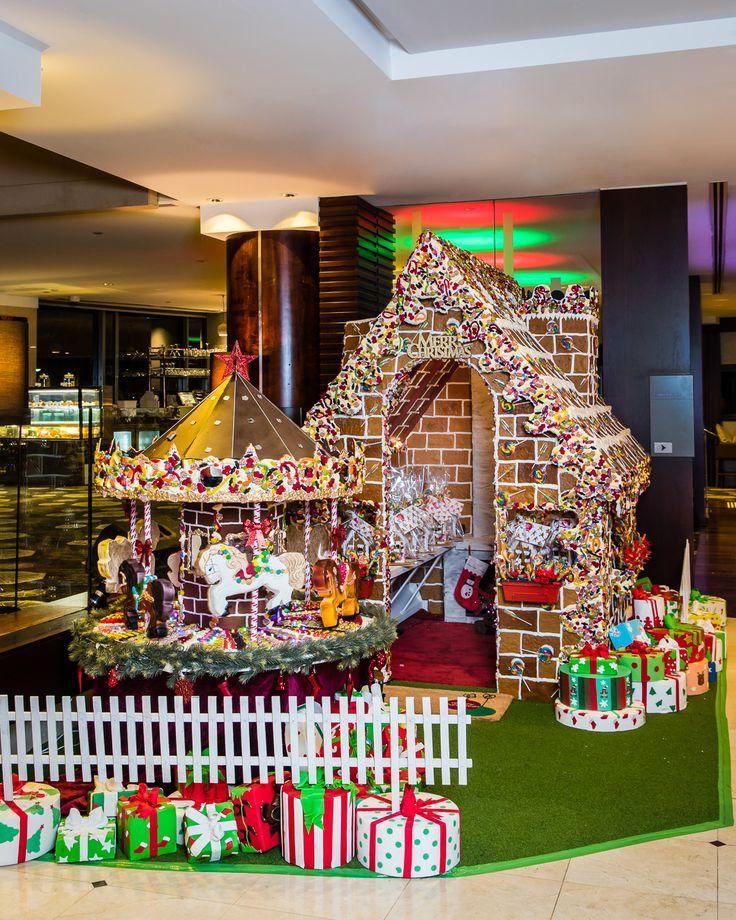 Anna Polyviou's Gingerbread House