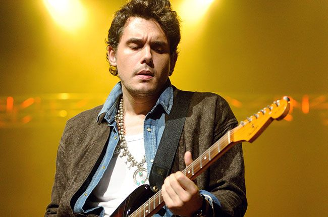 John Mayer on Billboard 3/21/13
