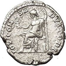 SEPTIMIUS SEVERUS 199AD Silver Ancient Roman Coin Zeus Jupiter Cult i53226 https://biblicalancientcoinexpertscholar.wordpress.com/2015/12/19/septimius-severus-199ad-silver-ancient-roman-coin-zeus-jupiter-cult-i53226/