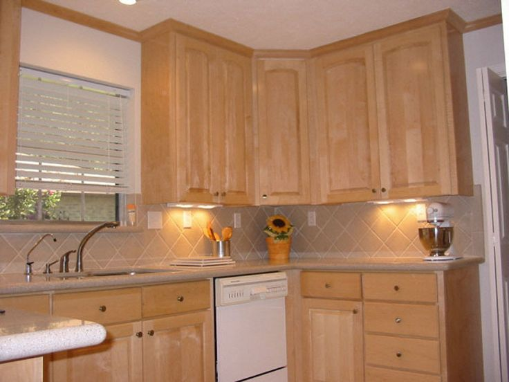 natural maple kitchen cabinets photos maple cabinets with white appliances white 7070