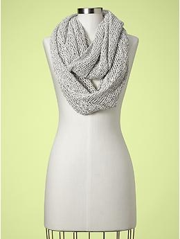 Gap Infinity Scarf Knitting Pattern : 17 Best images about Scarves