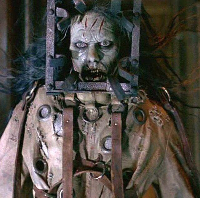 """Ghost #11 from the movie Thir13en Ghosts, Ryan Kuhn, aka """"The Jackal ... Thir13en Ghosts Jackal"""