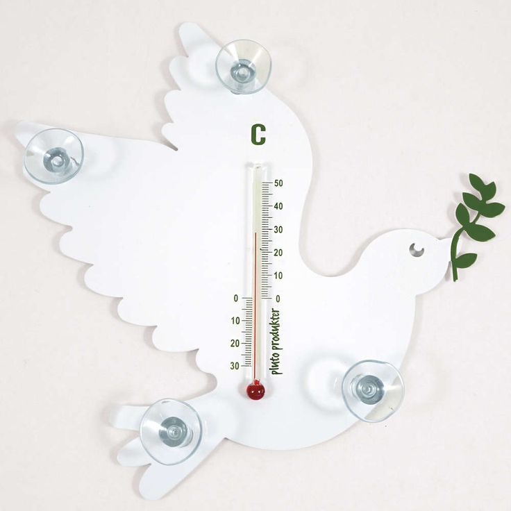 Pluto termometer fredsdue