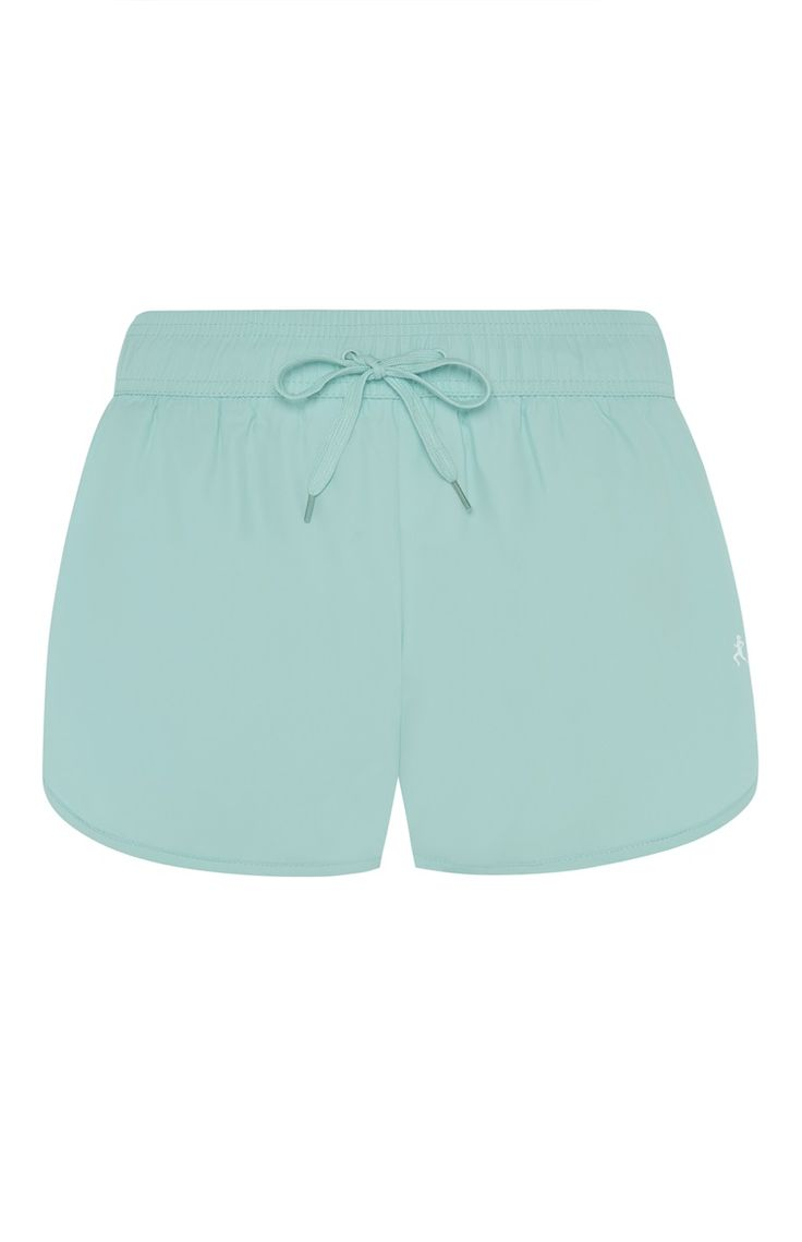 Primark - Aqua Workout Shorts