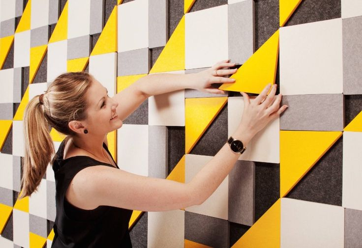 Beautiful sound-absorbing EchoPanels are made from recycled plastic bottles | Inhabitat - Sustainable Design Innovation, Eco Architecture, Green Building
