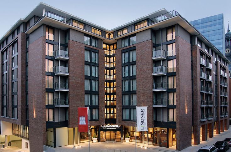 Lindner Hotel am Michel, Hamburg Neustadt - JK Architektenteam