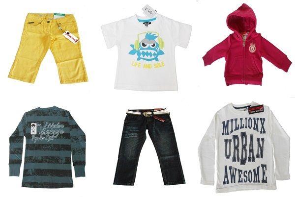 Originální oblečení pro děti.