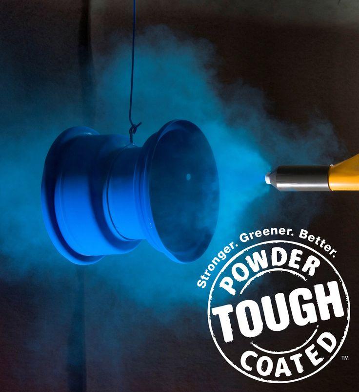 The Powder Coating Institute Powder Coated